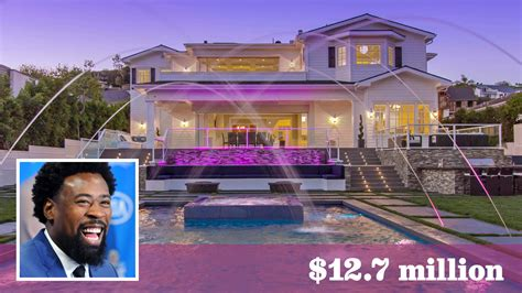 blake griffin house clippers deandre jordan drops 12 7 million cash on pacific palisades home la times