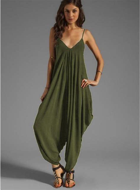 pattern for harem jumpsuit summer women harem romper jumpsuit 169 coveralls coveralls