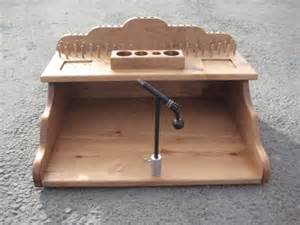 how to make a fly tying bench modern diy wood projects fly tying bench mini