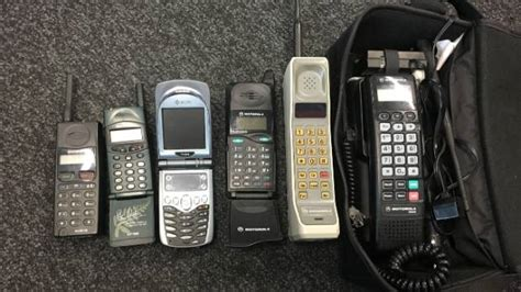 mobile phones nz 30 years of mobile phones in nz from transportable to