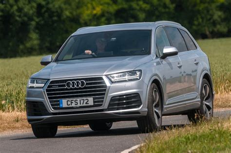 Audi Q7 Front by New Audi Q7 2015 Review Pictures Auto Express