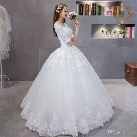 Wedding Dress Korea by Korean Wedding Dresses Wedding Ideas
