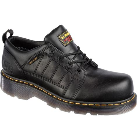 steel toe oxford work shoes dr martens defender steel toe static dissipative casual