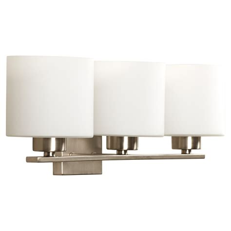 Vanity Lights by Mercury Row Odom 3 Light Vanity Light Reviews Wayfair