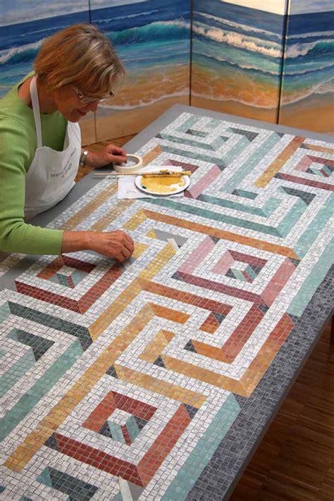Moderne Mosaik Vorlagen Mosaik Benad