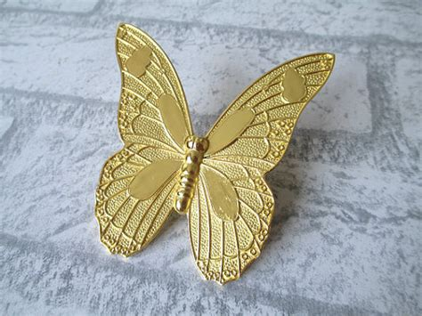 1 1 4 butterfly handles drawer pulls dresser pull by