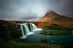 Endless Light Kirkjufell Iceland
