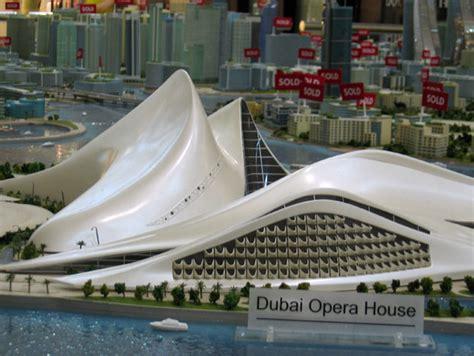 dubai opera house model of the dubai opera house photo brian mcmorrow photos at pbase com