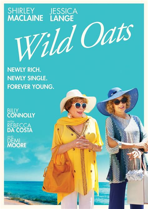 Details For All Star Comedy WILD OATS Starring Shirley