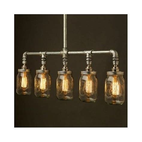 how to hang a heavy light fixture industrial pipe chandelier lighting fixture edison bulb