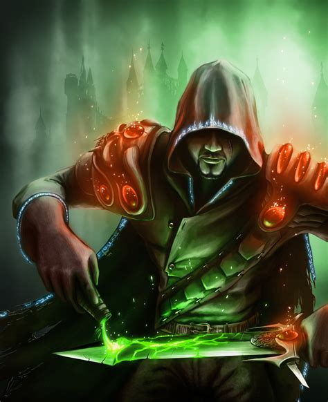 the art of rogue rogue by d1sk1ss on