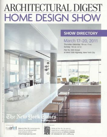 Architectural Digest Home Design Show Exhibitors | architectural digest home design show exhibitors 28
