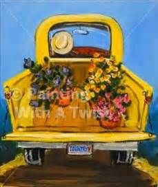 paint with a twist chesterfield 97 best flowers images on painted canvas