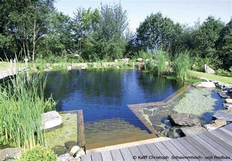 Garten Mit Schwimmteich by Pool Oder Schwimmteich Im Garten Bauen Garten Hausxxl