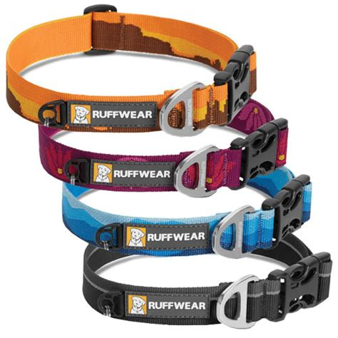 ruffwear collar ruffwear hoopie collar soft durable webbing