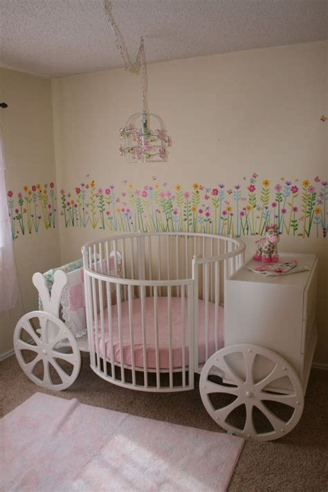 Carriage Baby Cribs Carriage Crib Baby Cinderella Room And