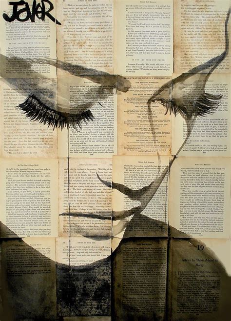 paint black books beautiful painted works by loui jover