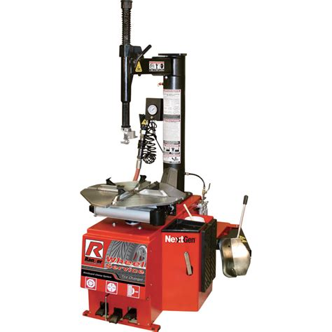 shipping ranger products electric tire changer machine model  xr northern tool