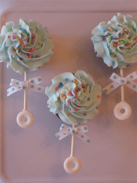 Baby Shower Cupcake Ideas by Cupcakes Made For A New Baby Thanks To Cc Member