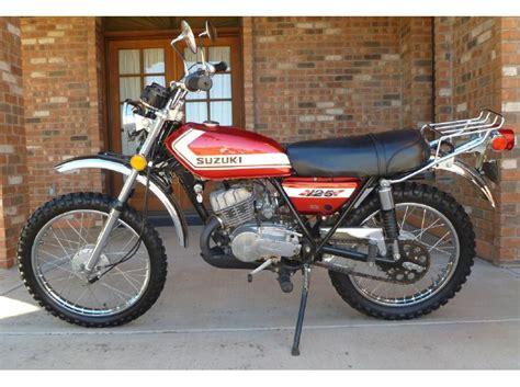 1972 Suzuki Ts 125 Buy 1972 Suzuki Ts 125 On 2040 Motos