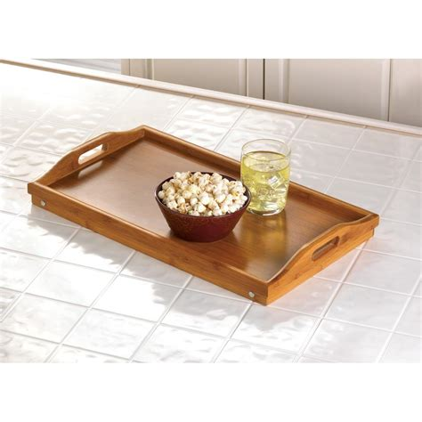 food tray for bed wooden tray for breakfast in bed serving tray with legs