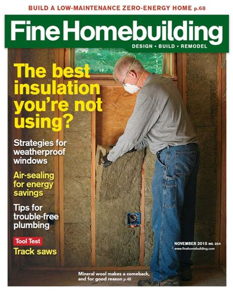 fine homebuilding magazine fine homebuilding november 2015 pdf download free