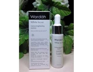 Berapa Harga Wardah White Secret Serum harga serum wardah white secret brightening