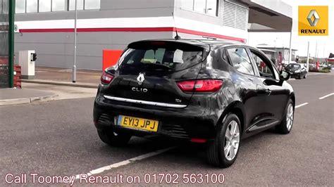 renault clio black 2013 renault clio dynamique medianav 0 9l black ey13jpj