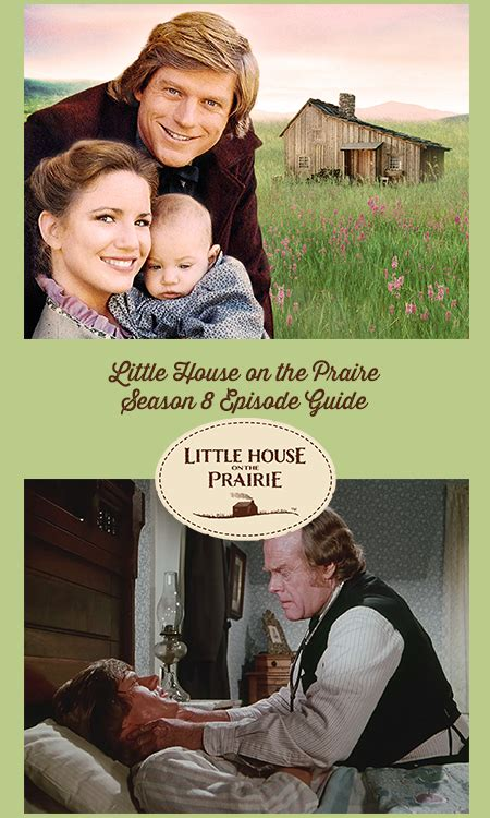 little house on the prairie episode guide little house on the prairie episode guide season 8