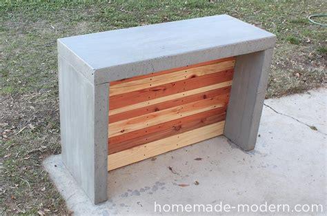 modern ep55 concrete bar