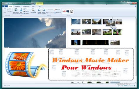 template generator win7 windows moviemaker t 233 l 233 charger cours r 233 paration