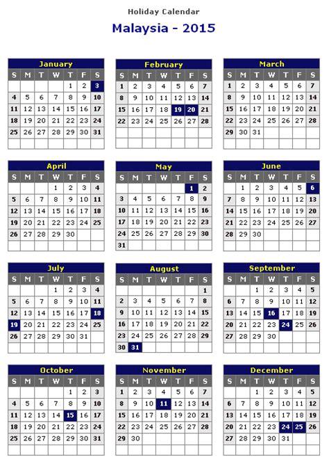 printable calendar 2015 for malaysia blog 3 kaki kalender tahun 2015