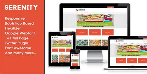 10 best responsive website templates for 2014 designmaz 10 best minimal ecommerce website templates designmaz