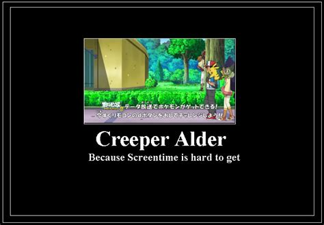 Creeper Meme - the gallery for gt pokemon memes ash and dawn
