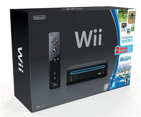 nintendo wii price drops to 129 99 with wii sports resort