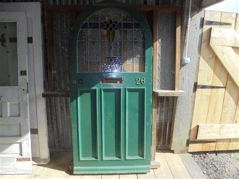 arched front door green arched front door authentic reclamation