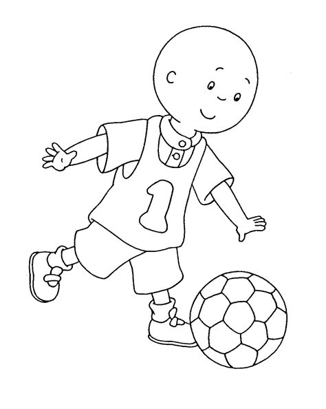 caillou painting caillou coloring drawing coloring