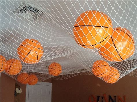Basketball Decor by Best 20 Basketball Decorations Ideas On