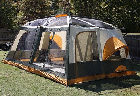 Jeep Brand Tent Jeep 12 X 15 Cabin Dome Tent 8 10 Person Ebay