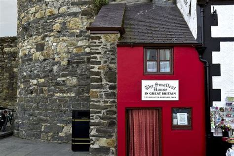 smallest house in britain history of the smallest house in great britain daily post