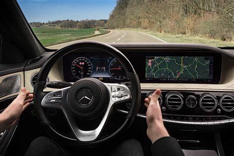 mercedes dashboard 2018 mercedes benz s class w222 facelift dashboard