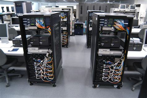 Server Room Components by Warranty It Global Network