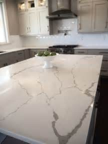 Who Makes The Best Quartz Countertops by 17 Best Images About Calacatta Quartz Kitchen On