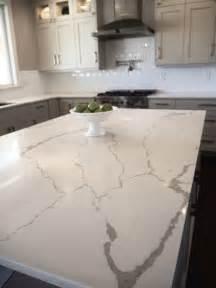 Quartz Tiles For Countertops by 17 Best Images About Calacatta Quartz Kitchen On