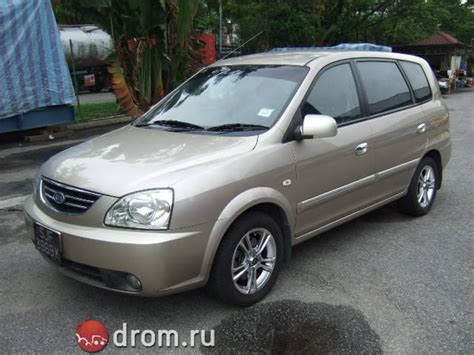 2004 Kia Transmission Problems 2004 Kia Carens Pictures 1800cc Gasoline Ff Automatic