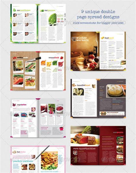 layout magazine food creative magazine layout design ideas entheos
