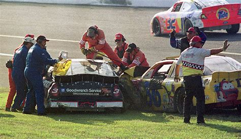 Dale Earnhardt May Shield Smith Autopsy Photos by 10 Years Later Dale Earnhardt S Fatal Still Shakes