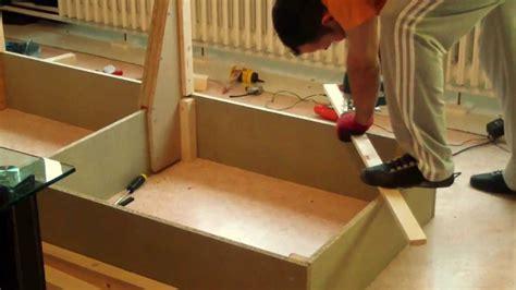 canapé en palette en bois fabriquer un banc en bois de palette fashion designs
