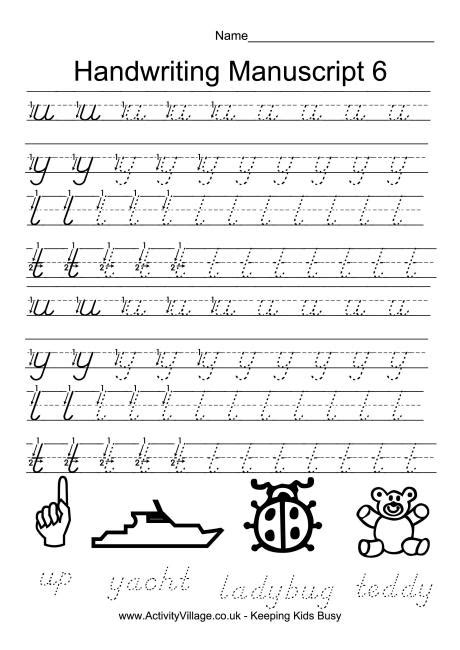 printable handwriting worksheets ks3 11 best images of daily handwriting practice worksheets