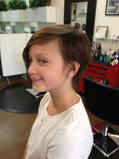 good haircuts calgary cool pixie cut for a tween hairstyles short pixie